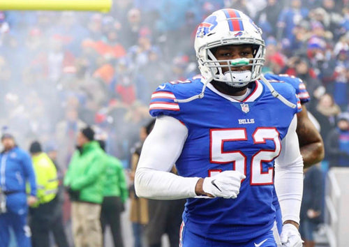 Corey Thompson Buffalo Bills
