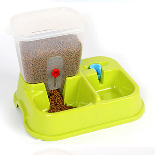 Adjustable Automatic Pet Feeder