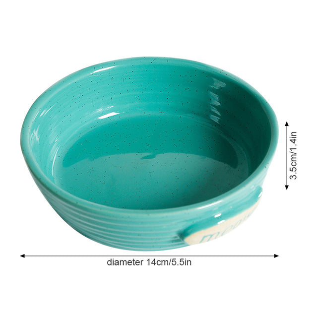 Cute Fish Pattern Ceramic Bowl