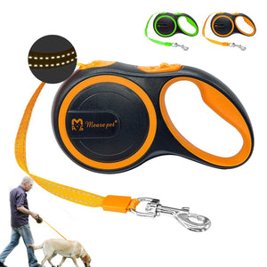 Automatic Retractable Dog Leash