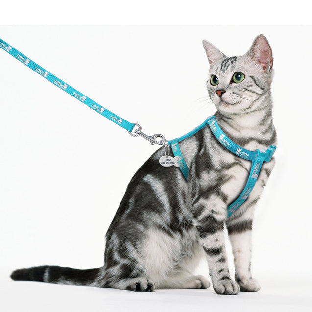 Reflective Cat Harness