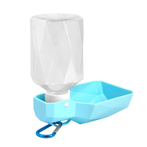 Foldable Travel Dog Water Bottle