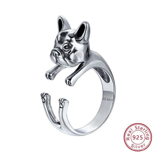 Adjustable Bulldog Ring
