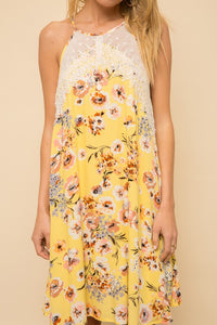 Sunshine Swing Dress