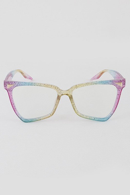 Retro Blue Light Blocking Glasses