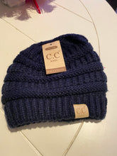 Load image into Gallery viewer, Kids Cc Beanie