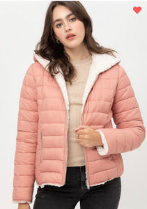 Winter Reversible Coat