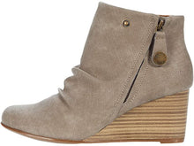 Load image into Gallery viewer, Berkley Taupe Blowfish Bootie