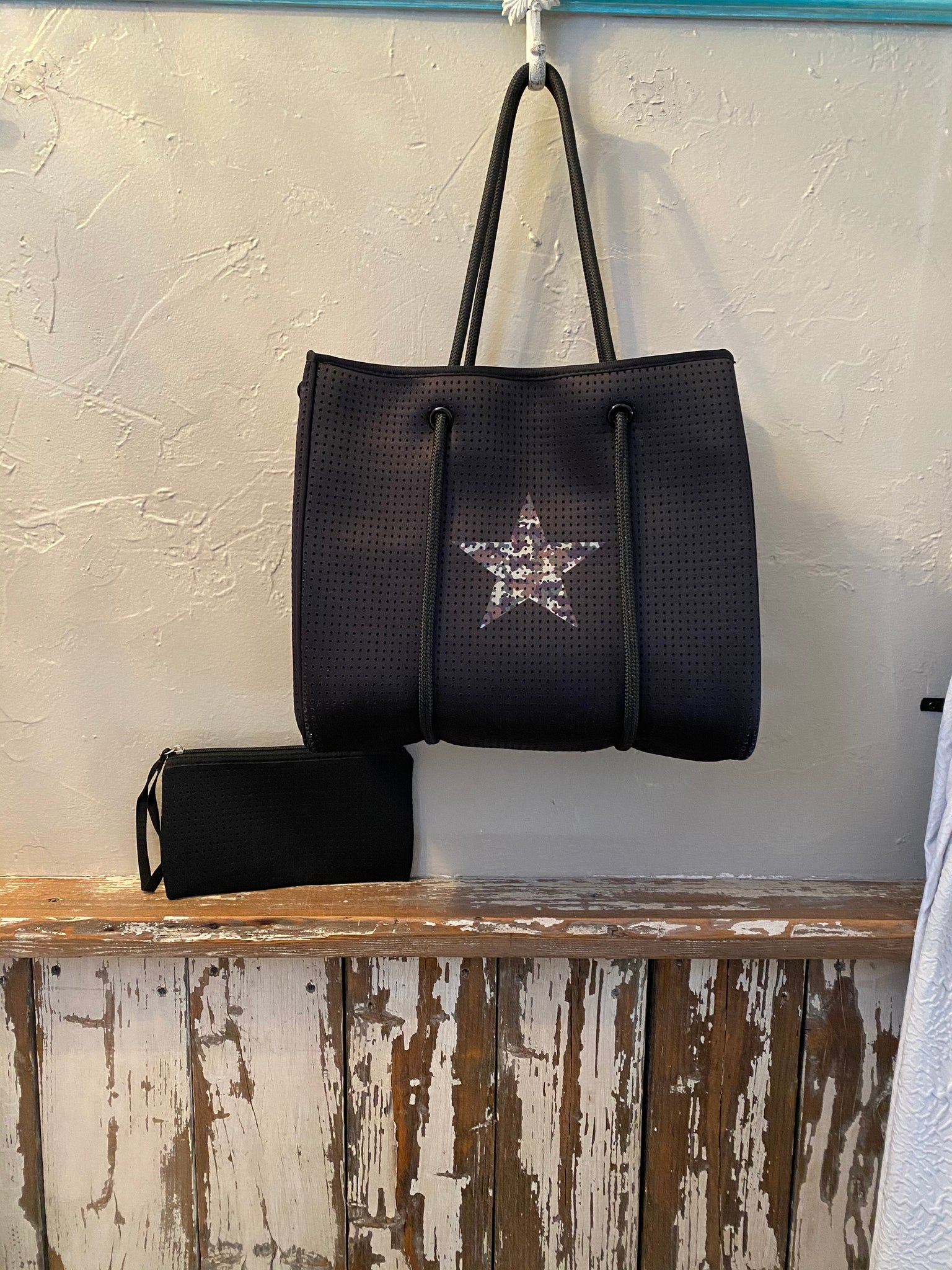 Neoprene Shoulder Bags
