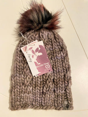 The spindrift beanie