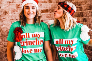 All My Grinches Tee