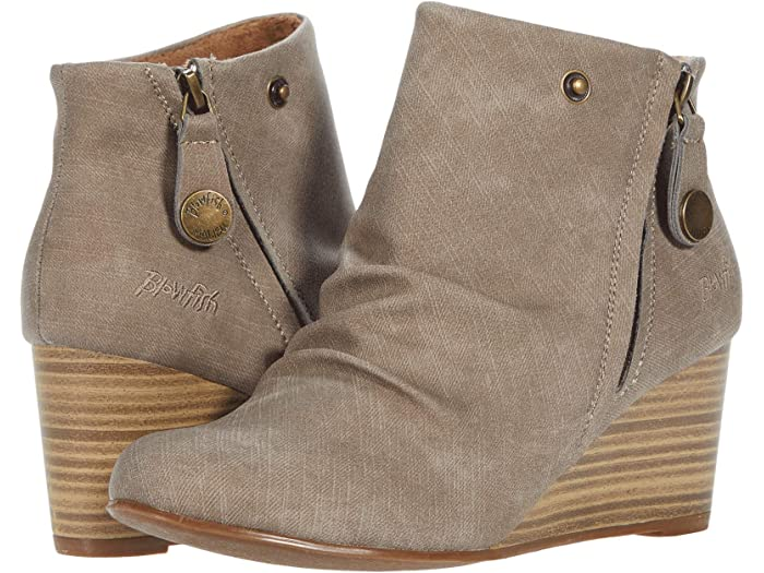 Berkley Taupe Blowfish Bootie