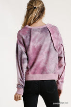 Load image into Gallery viewer, Amanda's Tie-Dye Pullover