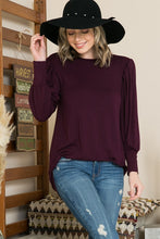Load image into Gallery viewer, Emelia's Puff Sleeve Top