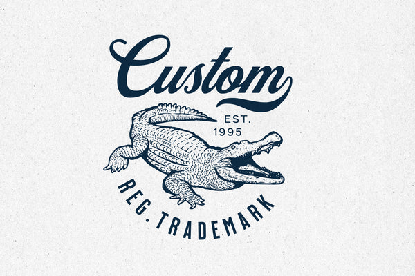Crocodile – Logo Template