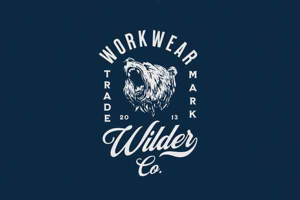 Wild Bear – Logo Template