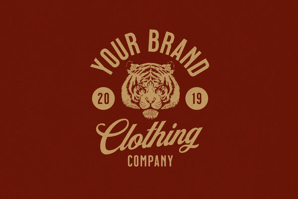 Tiger Head – Logo Template