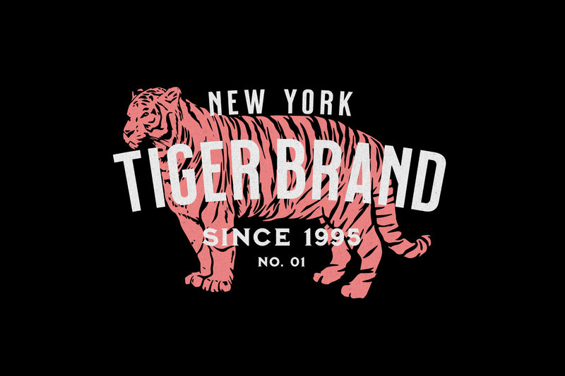Tiger – Logo Template