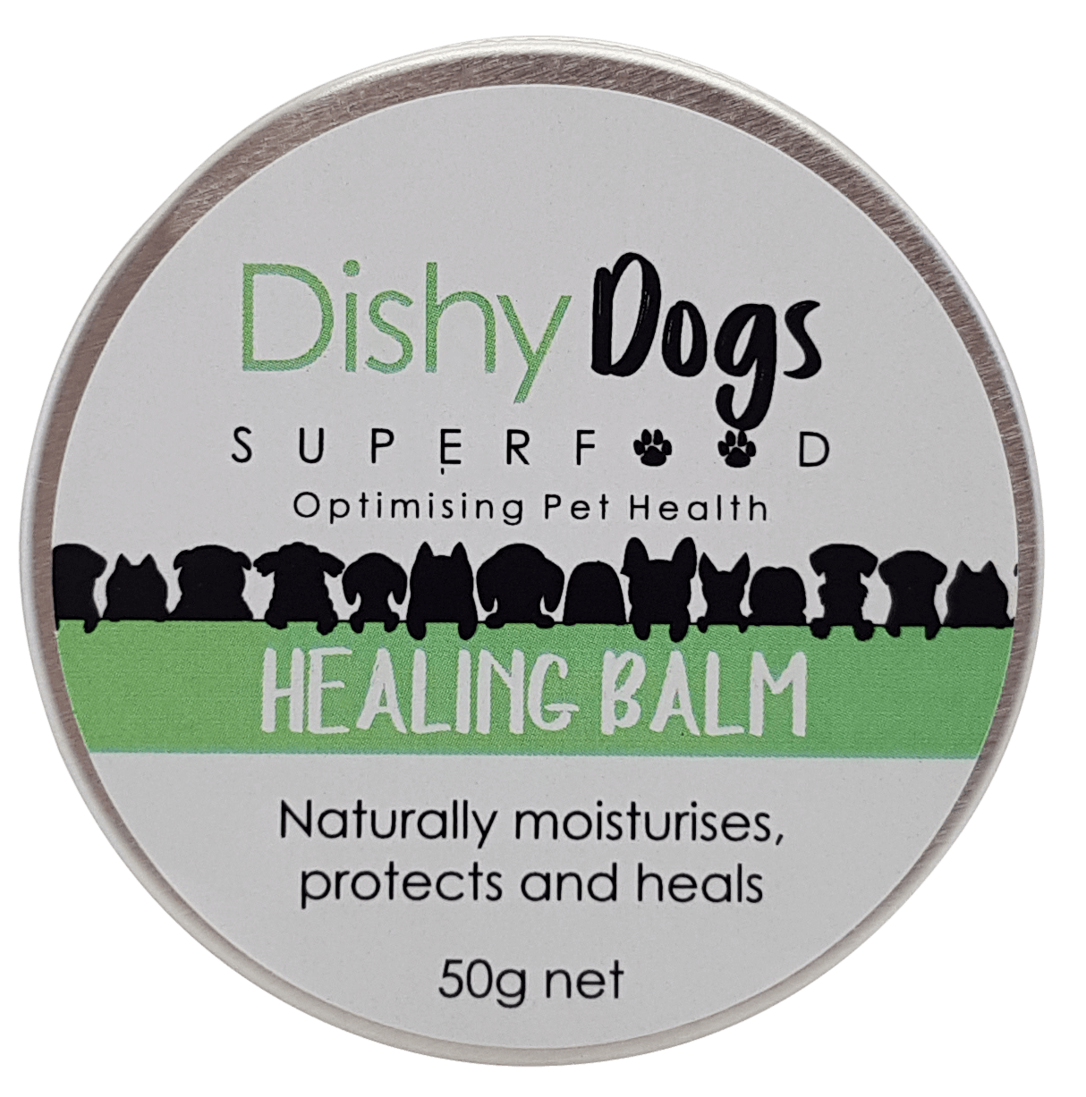 Dishy Dogs Healing Balm