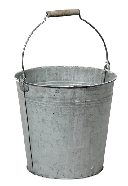 Scott Bucket Old Grey D31H28