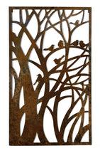 York Wall Decor Forest Rust L59W1H98