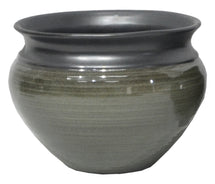 Emma Belly Pot Grey D21H16