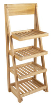 Shelby Etagere 4 Layer Natural L50W34H126