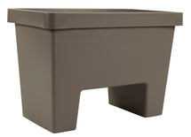 Linea Jardiniere on Feet Taupe L59W34.5H40.5