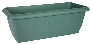 Linea Balcony Box Basic Cypress Green L59W22H18