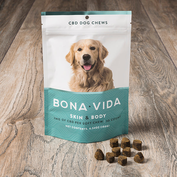 Bona Vida CBD Soft Chews - 1st Bag Special