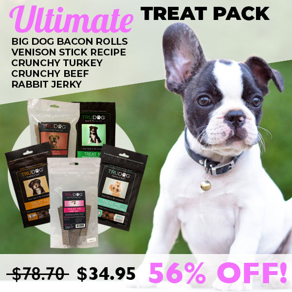 The Ultimate Real Meat Treat Me Package