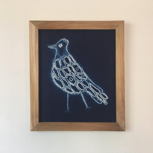 Malabar Whistling Thrush Art