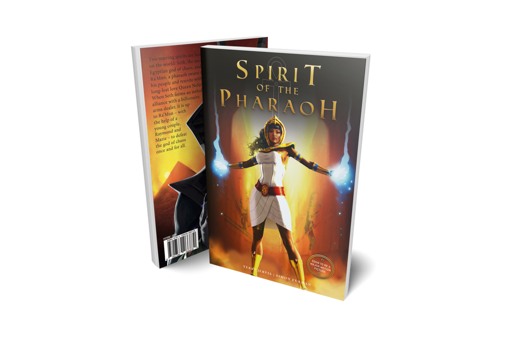 THE SPIRIT OF THE PHARAOH – GRAPHIC NOVEL 'SPECIAL LIMITED EDITION'