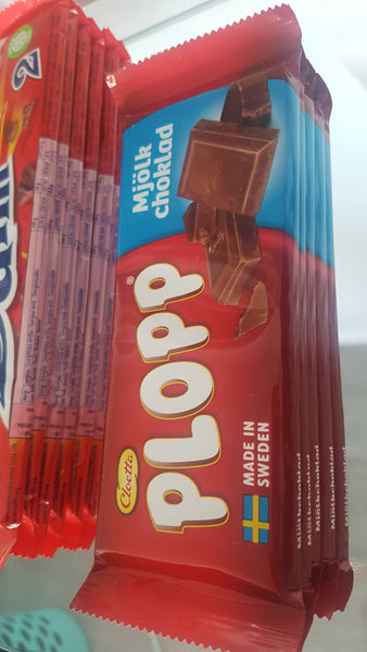 Plopp Chocolate toffé