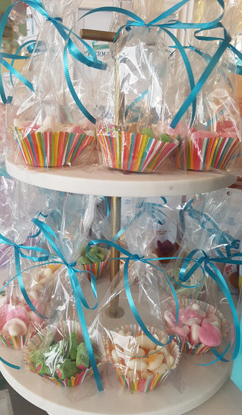 Tea Party Candy Bags