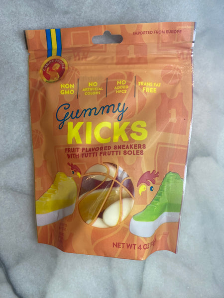 Gummy Kicks 4 oz
