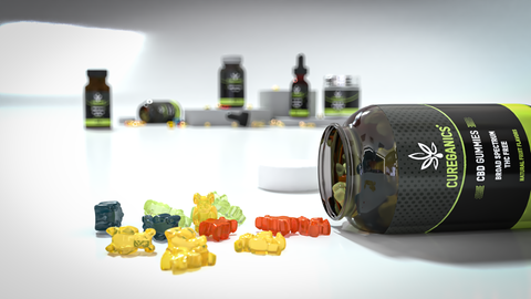 cbd gummies product