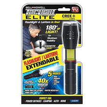 Flashlight w/ Lantern 2 in 1