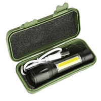 Master Flashlight (Rechargeable) Buy 1 Take 1 w/ Freebies