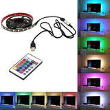 LED STRIPS 5 METERS W/ REMOTE BUY 1 TAKE 1