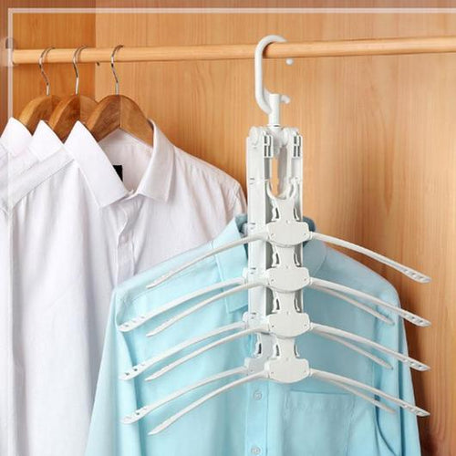MULTIPURPOSE 8-in-1 HANGER Buy 1 Take 1 & 8 pcs Wonder Hanger Free!