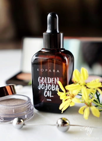 Kopara Golden Jojoba Oil