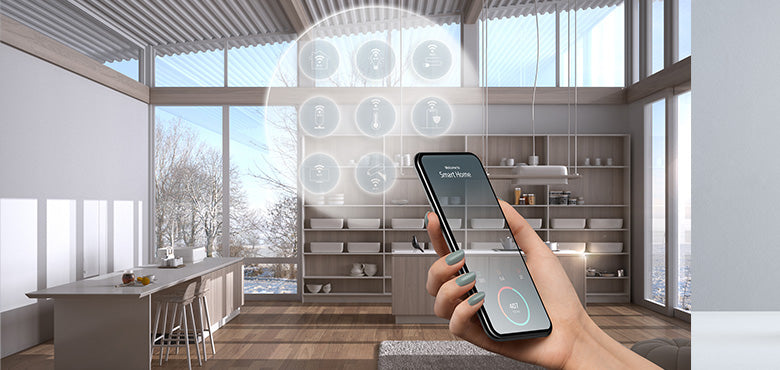 Smart-Home-for-Efficiency-Life