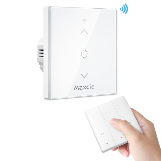 Maxcio Smart Curtain Switch RF Switch