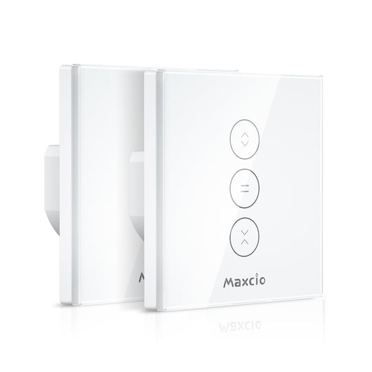 Maxcio WiFi Blinds Switch-Vertical (2pack)
