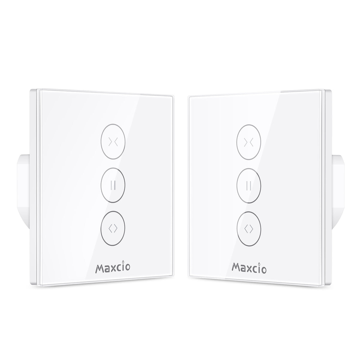 Maxcio Smart Curtain Switch-Horizontal(2 pack)