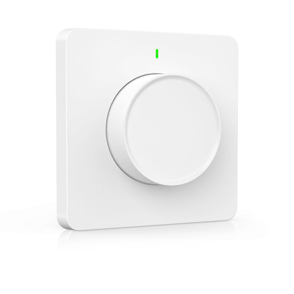 Maxcio WiFi Rotary Dimmer Light Switch for INC/CFL/LED Bulbs
