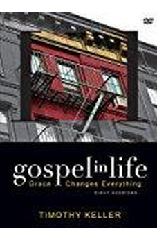 Gospel in Life Video Study: Grace Changes Everything 025986399016