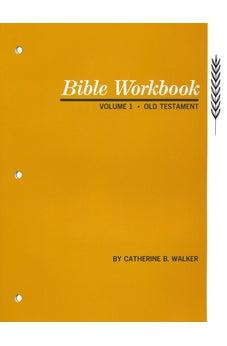 Image of Bible Workbook Vol. 1 Old Testament 9780802407511