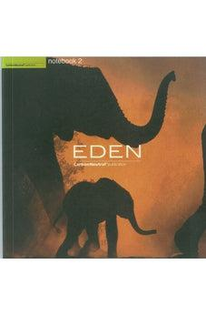 Eden Notebook 2 Elephant 5015278199788